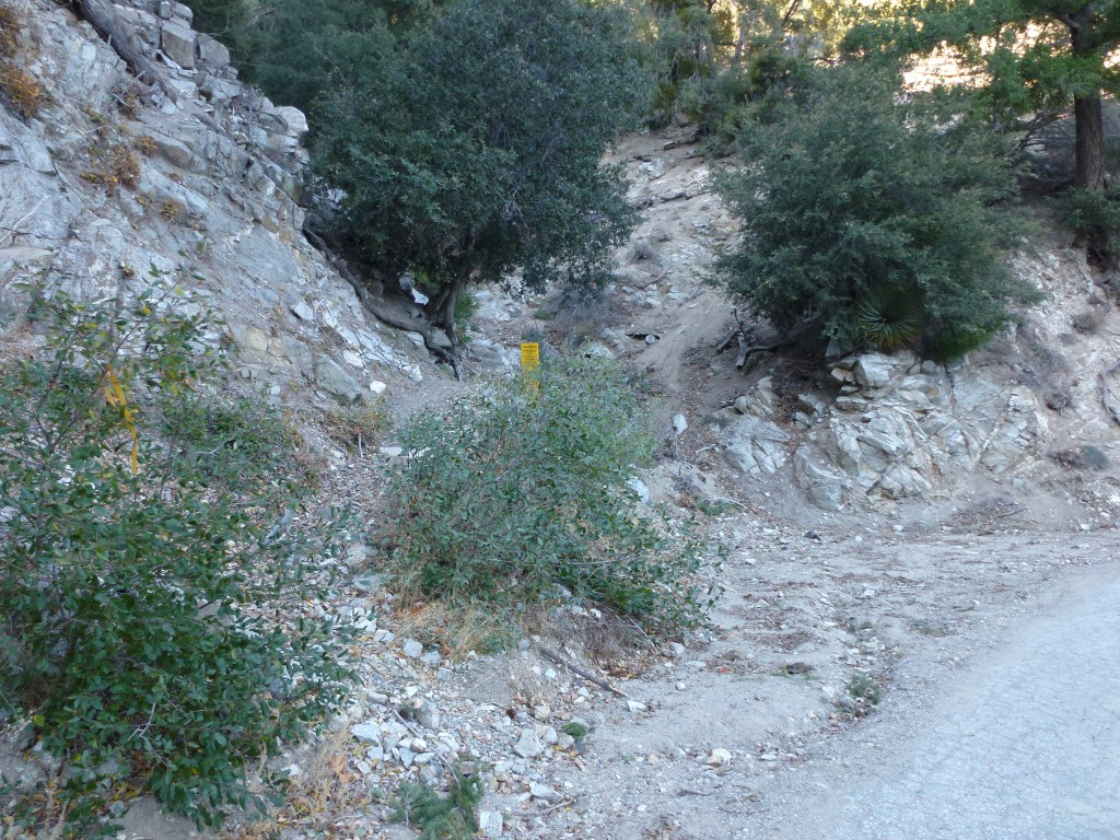 San Gabriel Peak Trailhead