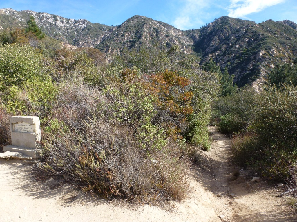 Castle Canyon Trail [s] | Hiking Angeles Forest