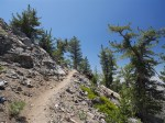 PCT: Mt. Baden Powell to JCT Dawson Saddle (7-12-2015)