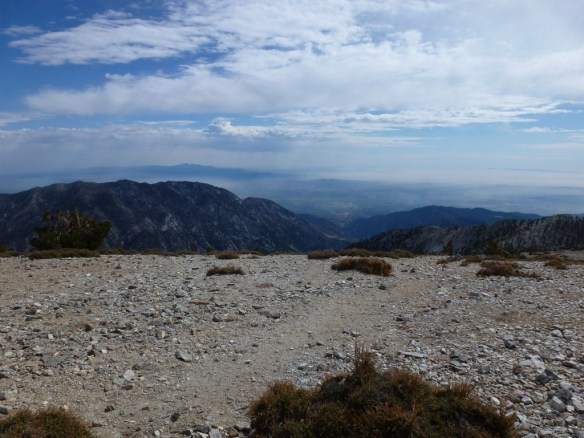 View from Mt. Baldy