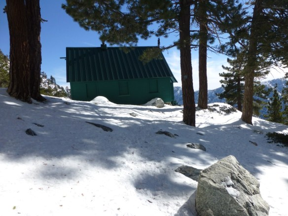 Mt. San Antonio Ski Hut
