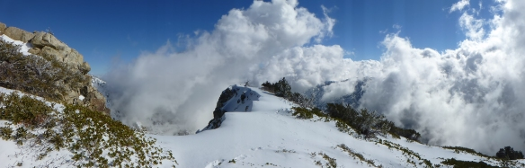 Baldy Bowl, December 2012