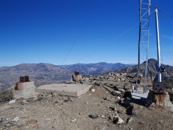 View of Josephine Peak