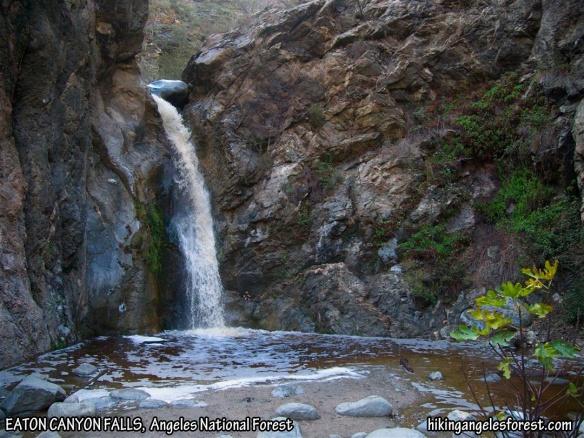 Eaton Canyon Falls.