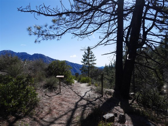 Devil's Canyon Trailhead.